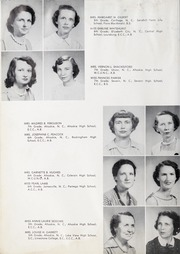 Page 12, 1955 Edition, Ahoskie High School - Chief Yearbook (Ahoskie, NC) online yearbook collection