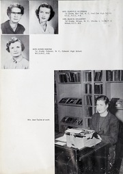 Page 14, 1955 Edition, Ahoskie High School - Chief Yearbook (Ahoskie, NC) online yearbook collection