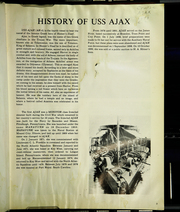 Page 7, 1973 Edition, Ajax (AR 6) - Naval Cruise Book online yearbook collection