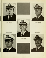Page 13, 1975 Edition, Ajax (AR 6) - Naval Cruise Book online yearbook collection
