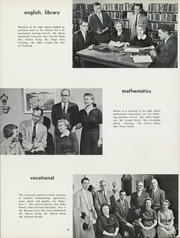 Page 12, 1959 Edition, Akron Central School - Akronite Yearbook (Akron, NY) online yearbook collection