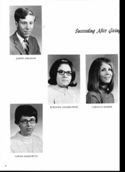 Page 8, 1971 Edition, Akron Central School - Akronite Yearbook (Akron, NY) online yearbook collection