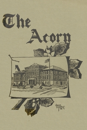 Alameda High School - Acorn Yearbook (Alameda, CA) online yearbook collection, 1909 Edition, Cover