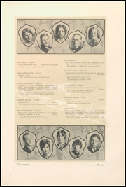 Page 15, 1929 Edition, Alameda High School - Acorn Yearbook (Alameda, CA) online yearbook collection
