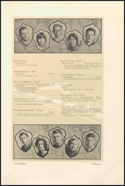Page 17, 1929 Edition, Alameda High School - Acorn Yearbook (Alameda, CA) online yearbook collection