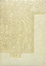 Alameda High School - Acorn Yearbook (Alameda, CA) online yearbook collection, 1941 Edition, Cover