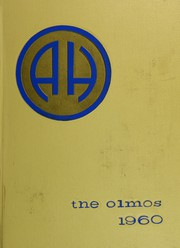 Alamo Heights High School - Olmos Yearbook (San Antonio, TX) online yearbook collection, 1960 Edition, Cover