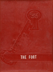 Alamo High School - Fort Yearbook (Alamo, TN) online yearbook collection, 1956 Edition, Cover
