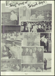 Page 9, 1956 Edition, Alamo High School - Fort Yearbook (Alamo, TN) online yearbook collection