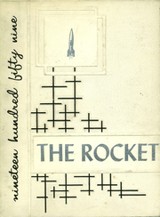 Alamogordo High School - Rocket Yearbook (Alamogordo, NM) online yearbook collection, 1959 Edition, Cover