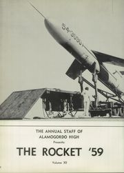 Page 6, 1959 Edition, Alamogordo High School - Rocket Yearbook (Alamogordo, NM) online yearbook collection