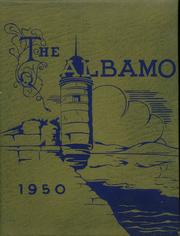 Alba High School - Albamo Yearbook (Alba, MO) online yearbook collection, 1950 Edition, Cover