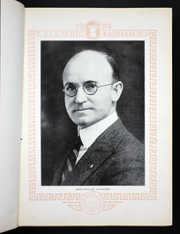 Page 11, 1924 Edition, Albany College of Pharmacy - Alembic Yearbook (Albany, NY) online yearbook collection