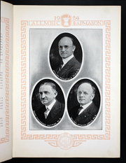 Page 13, 1924 Edition, Albany College of Pharmacy - Alembic Yearbook (Albany, NY) online yearbook collection