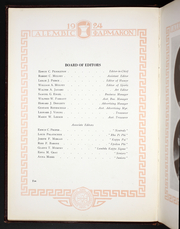Page 16, 1924 Edition, Albany College of Pharmacy - Alembic Yearbook (Albany, NY) online yearbook collection