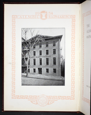 Page 6, 1924 Edition, Albany College of Pharmacy - Alembic Yearbook (Albany, NY) online yearbook collection