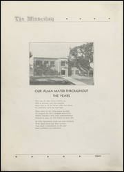 Albany High School - Comet / Winnetkan Yearbook (Albany, WI) online yearbook collection, 1941 Edition, Page 6 of 98