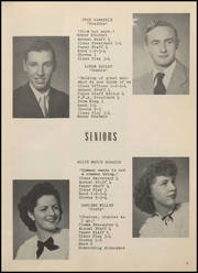 Page 11, 1950 Edition, Albany High School - Comet / Winnetkan Yearbook (Albany, WI) online yearbook collection