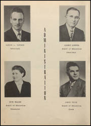 Page 8, 1950 Edition, Albany High School - Comet / Winnetkan Yearbook (Albany, WI) online yearbook collection