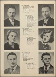 Page 9, 1950 Edition, Albany High School - Comet / Winnetkan Yearbook (Albany, WI) online yearbook collection