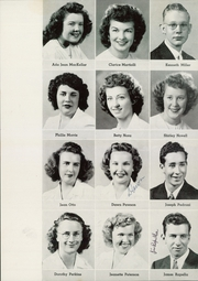 Page 10, 1944 Edition, Albany High School - Cougar Yearbook (Albany, CA) online yearbook collection