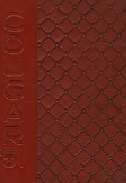 Albany High School - Cougar Yearbook (Albany, CA) online yearbook collection, 1951 Edition, Cover