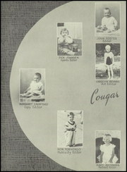 Page 10, 1951 Edition, Albany High School - Cougar Yearbook (Albany, CA) online yearbook collection