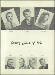 Page 15, 1951 Edition, Albany High School - Cougar Yearbook (Albany, CA) online yearbook collection