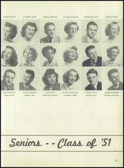 Page 17, 1951 Edition, Albany High School - Cougar Yearbook (Albany, CA) online yearbook collection