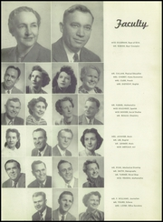 Page 7, 1951 Edition, Albany High School - Cougar Yearbook (Albany, CA) online yearbook collection