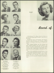 Page 8, 1951 Edition, Albany High School - Cougar Yearbook (Albany, CA) online yearbook collection