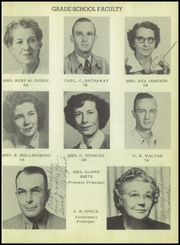Page 11, 1949 Edition, Albany High School - Lion Yearbook (Albany, TX) online yearbook collection