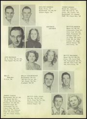 Page 15, 1949 Edition, Albany High School - Lion Yearbook (Albany, TX) online yearbook collection