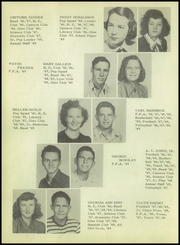 Page 16, 1949 Edition, Albany High School - Lion Yearbook (Albany, TX) online yearbook collection