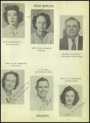 Page 9, 1949 Edition, Albany High School - Lion Yearbook (Albany, TX) online yearbook collection