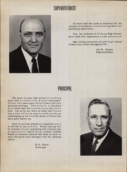 Page 10, 1956 Edition, Albany High School - Lion Yearbook (Albany, TX) online yearbook collection