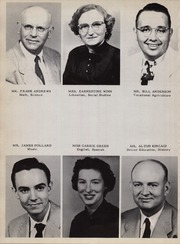 Page 12, 1956 Edition, Albany High School - Lion Yearbook (Albany, TX) online yearbook collection