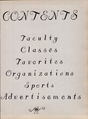 Page 7, 1956 Edition, Albany High School - Lion Yearbook (Albany, TX) online yearbook collection