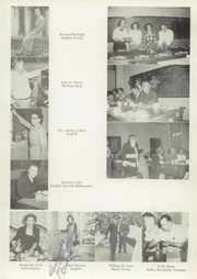 Page 15, 1950 Edition, Albany High School - Thronateeska Yearbook (Albany, GA) online yearbook collection