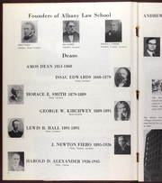 Page 6, 1976 Edition, Albany Law School - Verdict Yearbook (Albany, NY) online yearbook collection