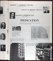 Page 7, 1976 Edition, Albany Law School - Verdict Yearbook (Albany, NY) online yearbook collection