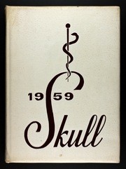 Albany Medical College - Skull Yearbook (Albany, NY) online yearbook collection, 1959 Edition, Cover