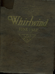 Albany Union High School - Whirlwind Yearbook (Albany, OR) online yearbook collection, 1922 Edition, Cover