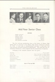 Page 14, 1932 Edition, Albany Union High School - Whirlwind Yearbook (Albany, OR) online yearbook collection