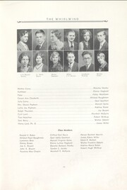 Page 15, 1932 Edition, Albany Union High School - Whirlwind Yearbook (Albany, OR) online yearbook collection