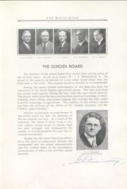 Page 9, 1932 Edition, Albany Union High School - Whirlwind Yearbook (Albany, OR) online yearbook collection