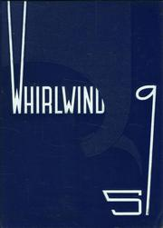 Albany Union High School - Whirlwind Yearbook (Albany, OR) online yearbook collection, 1959 Edition, Cover