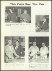 Page 10, 1959 Edition, Albany Union High School - Whirlwind Yearbook (Albany, OR) online yearbook collection