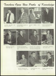 Page 12, 1959 Edition, Albany Union High School - Whirlwind Yearbook (Albany, OR) online yearbook collection