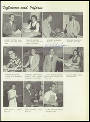 Page 13, 1959 Edition, Albany Union High School - Whirlwind Yearbook (Albany, OR) online yearbook collection